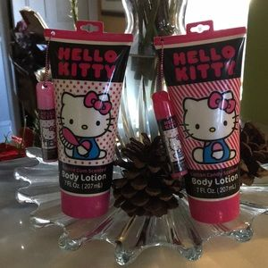 Buy 1 get 1 Hello Kitty Cotton Candy Body Lotion