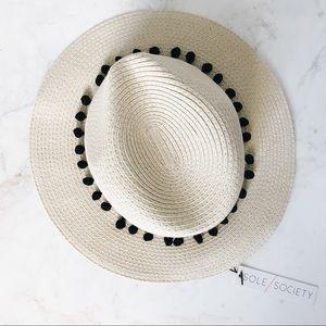 • Sole Society Panama Hat •