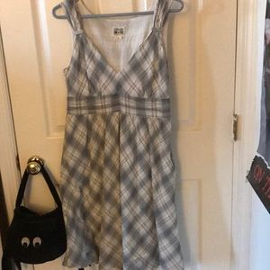 Converse Plaid dress size M