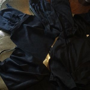 Other - Black ninja suit