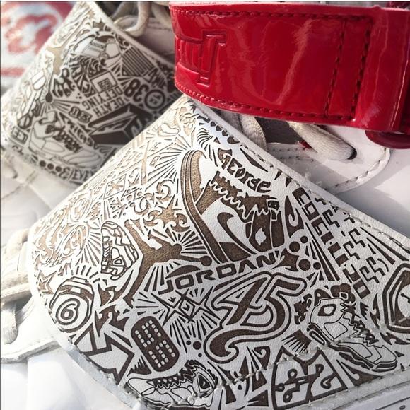e1f8754abb9e Air Jordan Other - Nike AFJ 20 White Black Varsity Red size 10.5