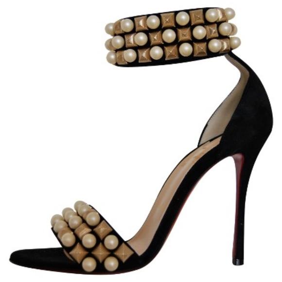 0ed4c864b1a Christian Louboutin Shoes - Christian Louboutin Tudor Bal