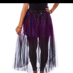 Dresses & Skirts - NEW Ombré Long Tutu Skirt