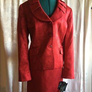 Collection for LeSuit skirt suit, top 18, skrt 14