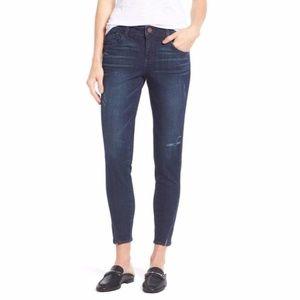Wit & Wisdom Jeans - Wit & Wisdom twisted seam ankle skimmer jeans