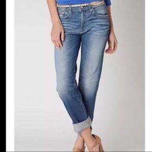 AG Simona Straight Leg Jeans  Size 25R