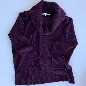 NWOT RACHEL Rachel Roy cowl neck sweater size lg