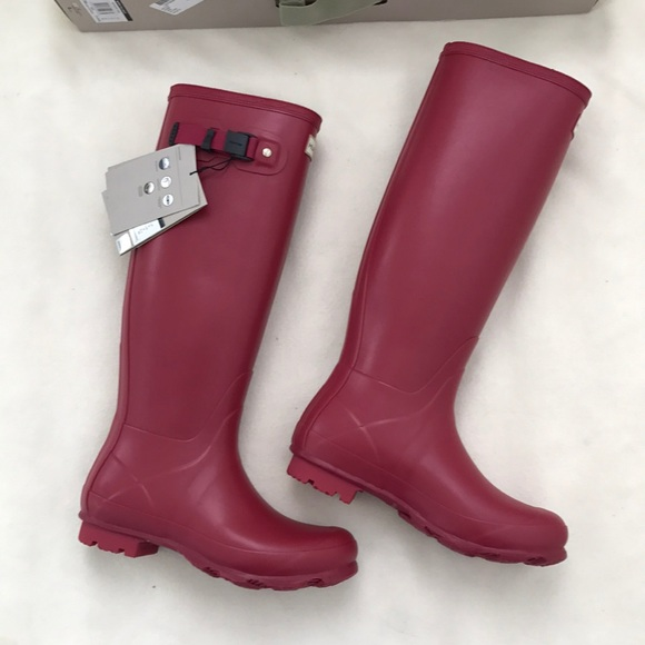 4a531aa10a0 Norris Field side adjustable hunter rain boots