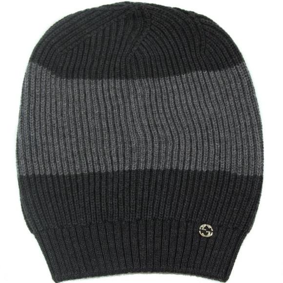 Gucci 100% Wool Winter Cap 8e7b60172f1