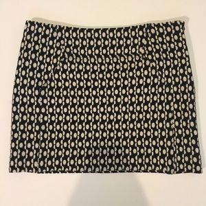 Diane Von Furstenberg DVF Mini Skirt