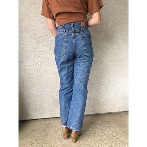 [vintage] Lee Riders mom jeans