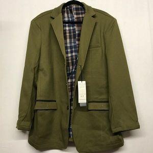 Other - Army green blazer