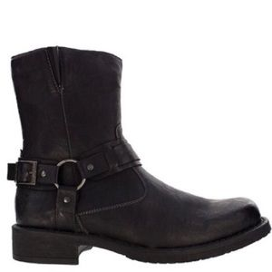 Robert Wayne Men's Connor Harness Boot