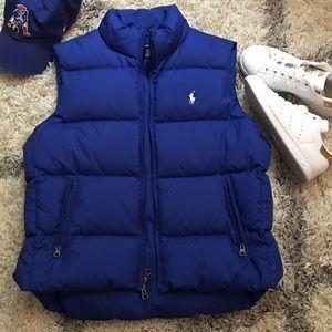 Ralph Lauren Sport Puffer Vest