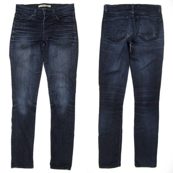 J Brand Denim - J Brand 24 Skinny Dark Wash Jeans
