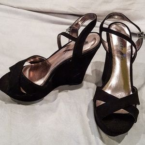 Madden girl sexy heels size 8