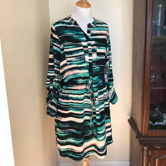 20 off apt 9 dresses skirts apt 9 abstract print for Apartment 9 dress shirts
