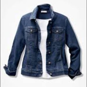Awesome Timeless Chambray Denim Jacket