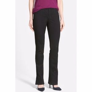 NWT Wit & Wisdom black 'Itty Bitty' bootcut jeans