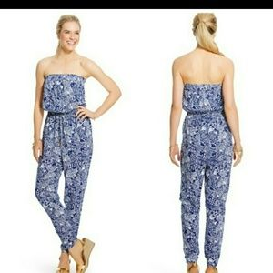 Lilly Pulitzer for Target Upstream Jumpsuit XXL