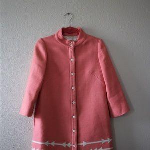Anthropologie Jackets & Coats - Anthropologie Lauren Moffatt Eastward Arrow Coat