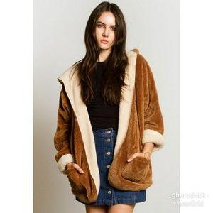 Jackets & Blazers - 💕SALE💕 '1 of 2 Ways' Reversible Hoodie