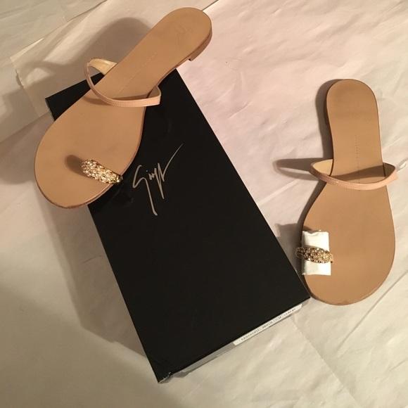 41341aae9da5b GIUSEPPE ZANOTTI Shoes | Toe Ring Sandal | Poshmark