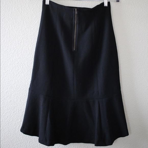 Anthropologie Dresses & Skirts - Tracy Reese NY Black Skirt