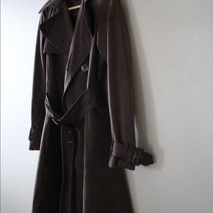 Zara Jackets & Coats - Zara Button Back Trench Coat