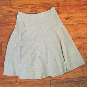 Ninety women's slightly flared skirt