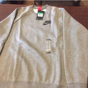 Brand new Nike women sweatshirt NWT