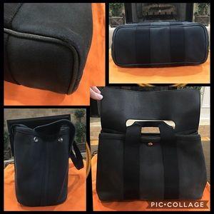8881b9bfd4f Hermes Bags   Authentic Valparaiso Pm Herringbone Bag   Poshmark