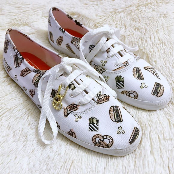 78b35a420c214 Keds Shoes - Keds Champion Boardwalk Printed Sneakers Size 7.5