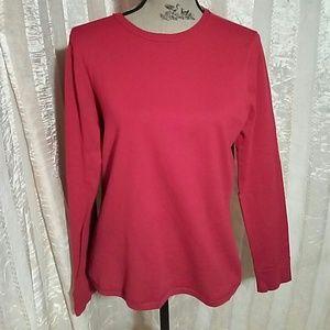 Talbots Women's Red Sweater