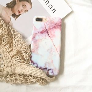 Accessories - Marble IPHONE CASE 7