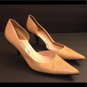 Balenciaga Women's Leather Heels Size 39/9