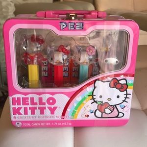 Hello Kitty collectible dispensers