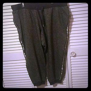 Lane Bryant fancy sweat pants size 18/20