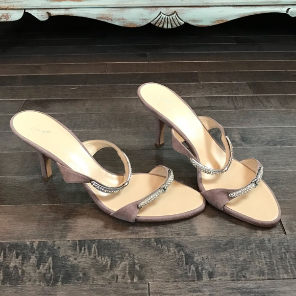 77f51200876d Giuseppe Zanotti Shoes - New Giuseppe Zanotti Swarovski crystal heels!