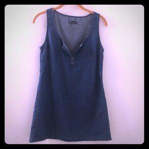 Gap Chambray dress/tunic/cover-up