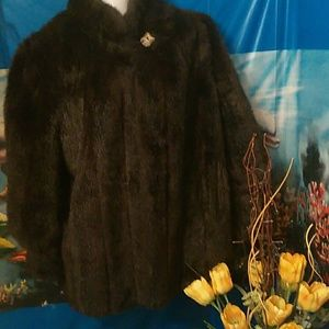 Jackets & Blazers - NWOT.Faux Fur Coat. QUALITY