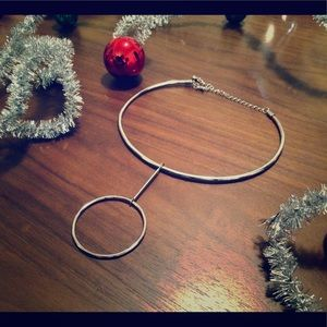 Jewelry - Joan Circle Collar Necklace