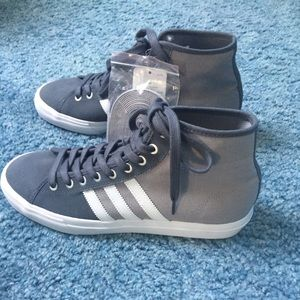 Adidas Men's Hi Top Sneakers