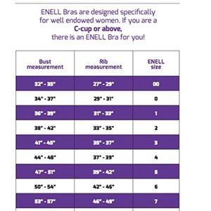 2ad9cde056c6c Enell Intimates   Sleepwear - Enell Sports Bra- Size 3. Black. Pre-