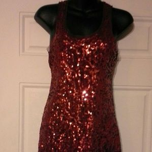 Red Sequin by Bloom medium