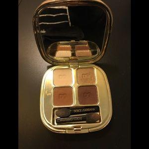Dolce & Gabbana eyeshadow-Desert 123