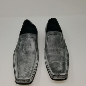 Aldo leather shoes