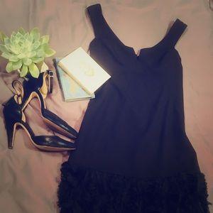 Black Halo Cocktail Dress