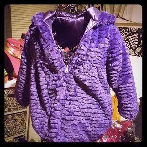 Jackets & Blazers - FURple Mane?