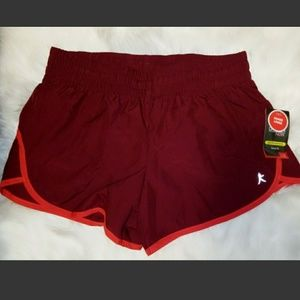 Womens Danskin active shorts